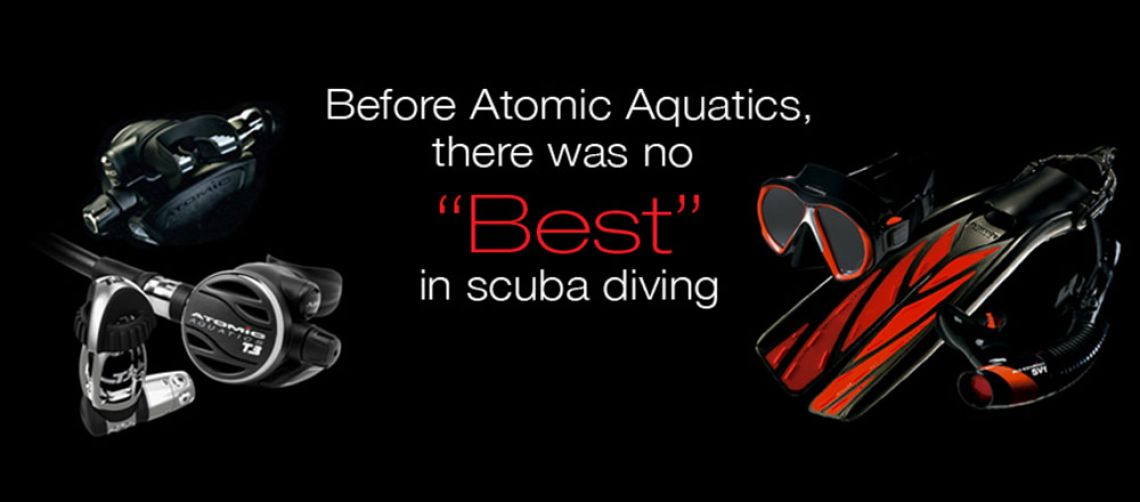 Atomic Aquatics Dive Gear