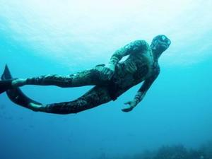 Master Freediver