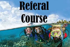 PADI Referral Course