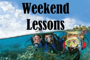 Weekend PADI Certification Course