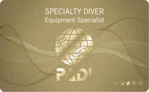Dive Equipment Specalist