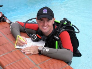 The Dream Of Being A Padi Dive Instructor