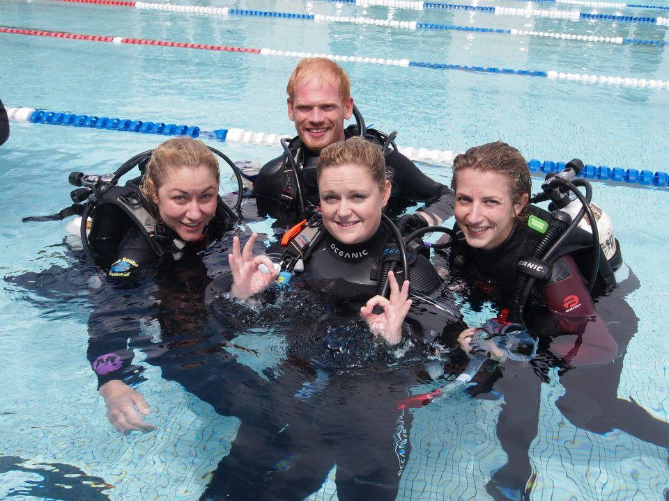 Don't Risk A Coupon Dive Course Deal.