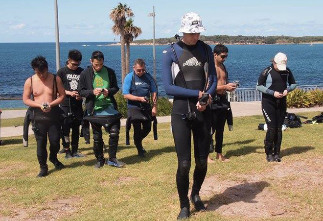 Navigation And The Padi Advanced Open Water Course