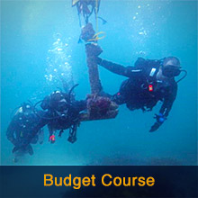Budget PADI Advanced Open Water Course