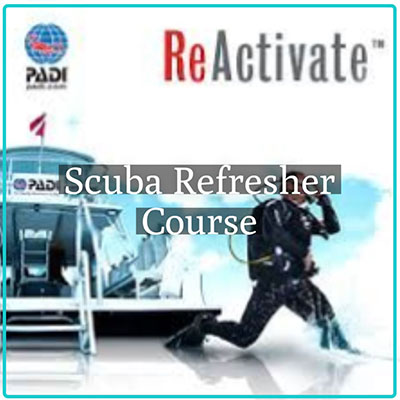 Gift Cetificate - Scuba Refresher