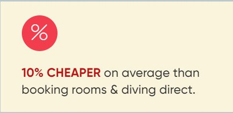 Cheaper Dive Travel