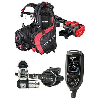 Atomic Best Scuba Package