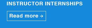 PADI Instructor Internship